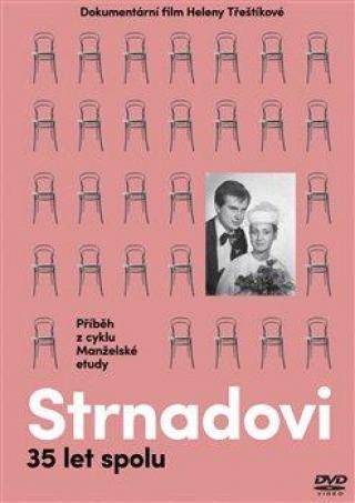 Strnadovi. 35 let spolu -- Příběh z cyklu Manželské etudy [DVD]